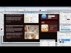 Diseño de una web desde cero con Photoshop - YouTube