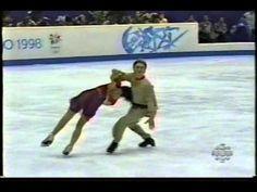 Drobiazko & Vanagas (LTU) - 1998 Nagano, Ice Dancing, Free Dance