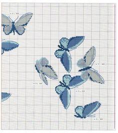 tovaglia di farfalle 1