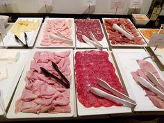 Buffet desayuno Rafaelhoteles #Atocha