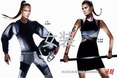 Alexander Wang × H&M 购物全攻略! | fit - 理想生活实验室旗下时尚媒体