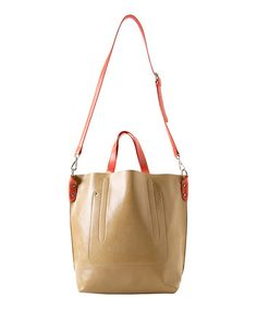 Take a look at this Sand Karen Tote by Shiraleah on #zulily today!  $32.99, regular 98.00
