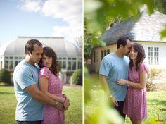 north carolina vintage engagement photos, raleigh nc wedding photographer