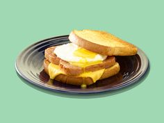 Enjoy an eggcellent breakfast using SPAM® Single Classic in this quick and easy breakfast sandwich recipe. It's a SPAM® Breakfast Muffinwich! Breakfast Sandwich Recipes, Breakfast Toast, Soup And Sandwich, Brunch Recipes, Spam Recipes, Cheap Meals, Cheap Recipes, Healthy Recipes, Quick And Easy Breakfast