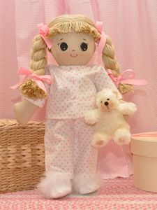 Hope, 18 inch soft doll