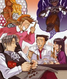 149 Best Ace Attorney Images Ace Attorneys Phoenix Wright