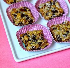 eNourishment: Recipe ReDux Post # 15 Chocolate Walnut Coconut Bites