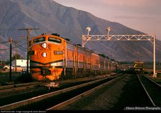 RailPictures.Net Photo: D&RGW 5771 Denver & Rio Grande Western Railroad EMD F9(A) at Provo, Utah by James Belmont