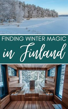 Known as the land of a thousand lakes, Finland actually has almost 188,000, but what's tens of thousand between friends? Let's explore Lahti region | Finland in winter Europe Destinations, Europe Travel Guide, Travel Guides, Travelling Europe, Travel Abroad, Amazing Destinations, European Vacation, European Travel, European Trips