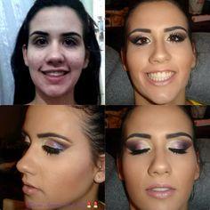 Make by Kézzia Amaral Make Up.....amooooooo