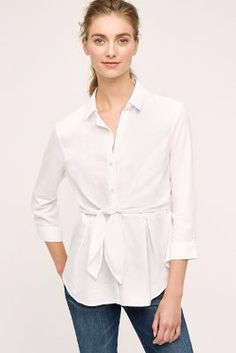 Anthropologie Tie-Front Buttondown https://www.anthropologie.com/shop/tie-front-buttondown2?cm_mmc=userselection-_-product-_-share-_-4110348694321