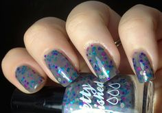 **Pretty & Polished - Haute-y and Nice (Winter 2013 Collection) / NailPolishWars