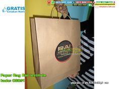 Paper Bag Rai Institute Hub: 0895-2604-5767 (Telp/WA)  #  # # # # # # #souvenir #souvenirPernikahan