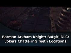 arkham knight dlc trophy guide