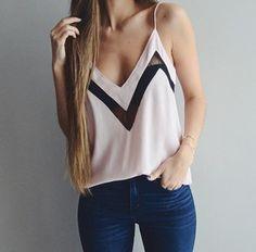 tank top top light pink blouse blouse pink light pink pastel pastel pink gold bracelet or silver jeans denim girly