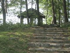 Where I will have my wedding. Chilhowee Overlook Polk County, TN
