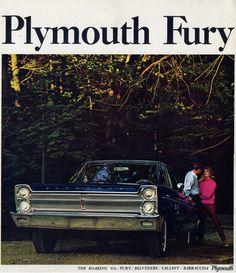 1965 Plymouth Fury Brochure