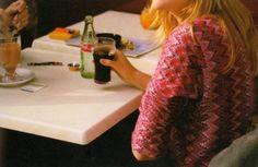 Qué fue lo que le pusiste a la Coca Cola?      william eggleston