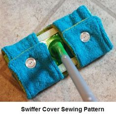 Swiffer Cover Sewing Pattern