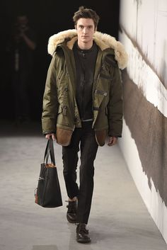 Coach Mens RTW Fall 2015