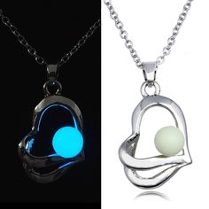 #aliexpress, #fashion, #outfit, #apparel, #shoes #aliexpress, #Creative, #Atlantis, #Luminous, #necklace, #necklace, #glowing, #heart, #light, #pendant, #jewelry