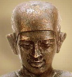 Imhotep  There are many similarities between the profile of Joseph of the Bible and Imhotep. [8] [9] [10] [5] Imhotep is also credited with saving Egypt from a seven year famine after hearing of the Pharaoh's dream. Imhotep, like Joseph, was a commoner with some divine connection and was placed second in charge of Egypt by the King (Netjerikhet). [8]