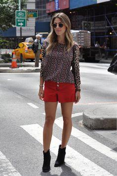 Glam4You por Nati Vozza | Meu look: NYC