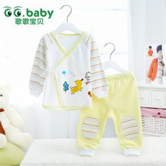 Find More Clothing Sets Information about New Arrival 2015 Newborn Baby Clothing Spring Autumn Sets High Quality 100% Cotton for Bebe Girl Bebe Boy Suits Hot Sale,High Quality suit hanger,China clothing wool Suppliers, Cheap suit interlining from GG. Baby Flagship Store on Aliexpress.com
