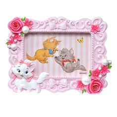 [Disney Store] photo frame Marie in Day Marie | Disneystore and if gift gift of mail order and sales