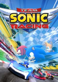 Race as a team, win as a team! Team Sonic Racing is coming to Xbox One, Switch and PC this winter! Who would your ultimate racing team be? Final Fantasy Vii Remake, Cyberpunk 2077, Sonic The Hedgehog, Star Wars Jedi, Wii Games, Free Games, Pokemon Go, Nouveau Pokemon, Ghost Recon