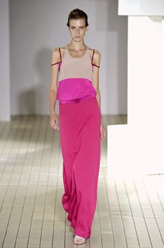 Richard Nicoll at London Fashion Week Spring 2009 - Runway Photos