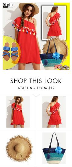 """""""SheIn"""" by janee-oss ❤ liked on Polyvore featuring Sheinside, polyvoreeditorial and shein"""