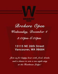Wed Brokers Open 3-6pm: Happy Hour & Food with enter for a drawing! Real Estate for Sale: Woodridge Park features affordable homes with prices starting at $195,000 & home sizes starting at 1600 sf. This Manor Homes Community features a park w/walking trails, near by shopping & retail while minutes from I-205. The Hinton plan features a luxurious Master & Master Bath, upstairs Loft & Utility Room. Open Great Room to Kitchen w/craftsman alder cabinetry. First homes are near completion!