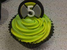 Cakes by Ash - Ben ten cupcake