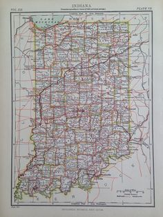 The 65 best USA maps images on Pinterest   Antique maps, Old maps ...