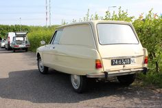 Citroën Ami8 Break Service Tolée 1977 (74-63-SB)