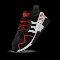 ebd5ed2dc3c9 Sneaker Adidas mi EQT Cushion ADV Embroidered ของแท้มือ 1  รับประกันของแท้จาก Sneaker