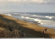 The Outer Banks ... the region forms the eastern border of North Carolina, a string of islands and beaches.