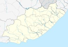 Chintsa is located in Eastern Cape