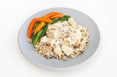 Tender diced chicken breast with a spiced Dijon sauce. This is no mistaking that this is a Dijon mustard meal with a combination of Dijon mustard and wholegrain French seeded mustard. Dijon Chicken, Risotto, Meal Planning, Mustard, Spices, Health Fitness, Delivery, Weight Loss, Meals