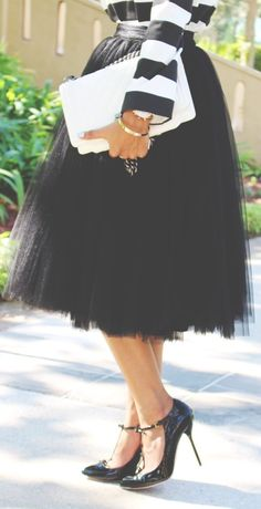That #Tutu #Skirt  by The Fierce Diaries .. OH come ON NOW... I hope I do not see someone out ...strolling with THIS ON.