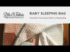 A while back I saw the cutest little baby sleeping bag floating around Pinterest. It linked to a shop listing for the Jamboree Snuggle Me that was no longer ava