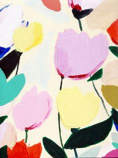 Tulips KT Smail www.whatktdoes.com