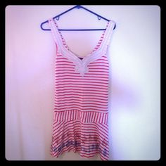 Free people tennis dress Size small, soft stretchy cotton super cute, perfect condition Free People Dresses