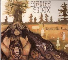 Mariee Sioux - Faces in the rock