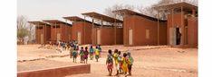 Kéré Architecture :: Opera Village / Laongo / Burkina Faso
