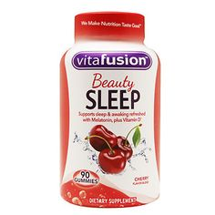 Vitafusion Beauty Sleep Gummies Can't wait to try! #GotItFree #vitafusion