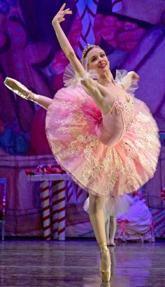 Nutcracker Ballet - Sugar Plum Fairy