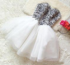 New Fashion Marilyn Monroe Crystal Pieces Strapless Mesh Women Dress: dressyours.com