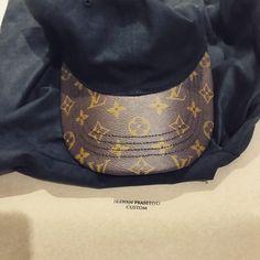 LV cap custom